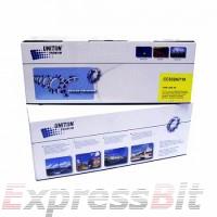 Картридж для HP Color LJ CP 2025/CM 2320 CC532A (304А)/CANON LBP-7200 Cartridge 718Y желт (2,8K) UNITON Premium
