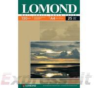 Фотобумага Lomond матовая односторонняя (0102030), A4, 120 г/м2, 25 л.