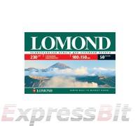 Фотобумага Lomond глянцевая односторонняя (0102035), 10x15 см, 230 г/м2, 50 л.