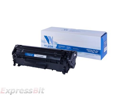 Q2612A/NV-FX-10/703 Картридж NV-Print